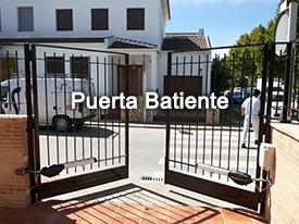 Puerta Batiente | Motor para tu garaje
