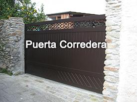 Puerta Corredera | Motor para tu garaje