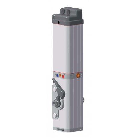 HOME BAC - Motor hidráulico para basculante de contrapesas de 1 ó 2 hojas