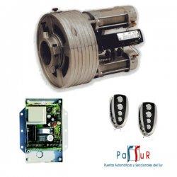 KIT R40/R - Kit motor de persiana con cuadro y radio