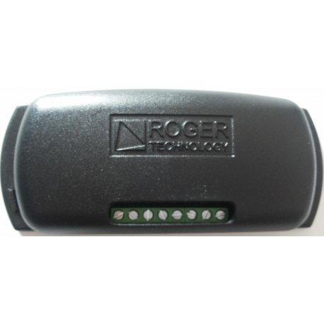 H93/RX12A/V - Receptor de radio bicanal en caja , código ROGER (Binario)