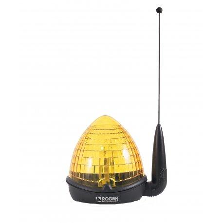 R92/LR1+AN1 - Luz Intermitente 220V más Antena