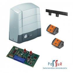 Kit motor para puerta corredera industrial KIT G30/1800