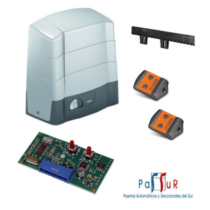 Kit motor para puerta corredera industrial env o urgente - Kit motor puerta corredera ...