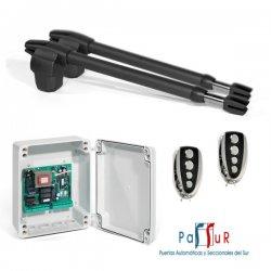KIT PB400N - Kit para puerta batiente 2 hojas
