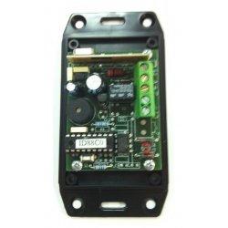 RX30S-RC - Receptor de radio monocanal en caja, código evolutivo (30 códigos)