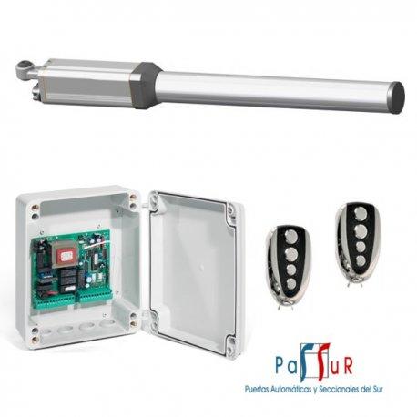KIT ECO 360 BAC - Motor hidráulico 230 V para batiente (largo), sistema polivalente
